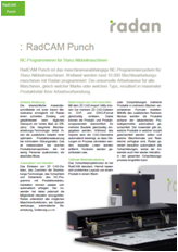 RadCAM Punch